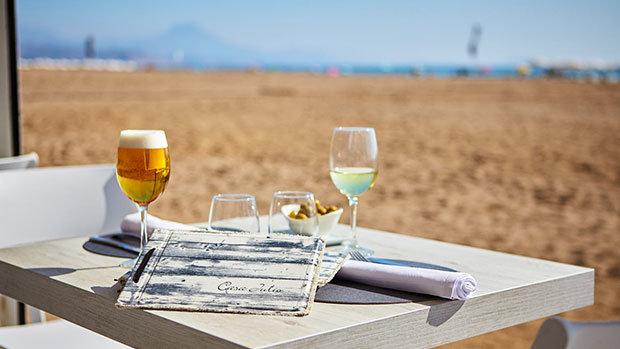 Casa Julio uno de los mejores restaurantes de playa de san juan